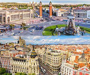 BARCELONA – MADRID